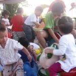 Mần non Họa Mi - Việc học mẫu giáo giúp trẻ hình thành các phẩm chất cơ bản về sức khỏe, trí tuệ, ngôn ngữ...