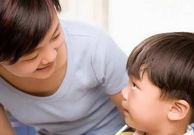Mầm non Họa Mi - Có nên lo lắng khi bé chậm nói