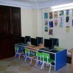 Trường mầm non Họa Mi - Phòng học vi tính
