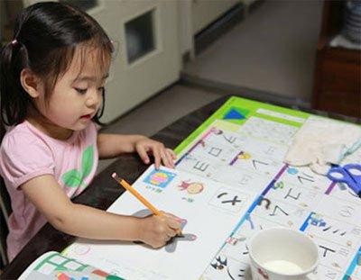 Trường mầm non Họa Mi - 4 tương tác hằng ngày giúp trẻ thông minh hơn