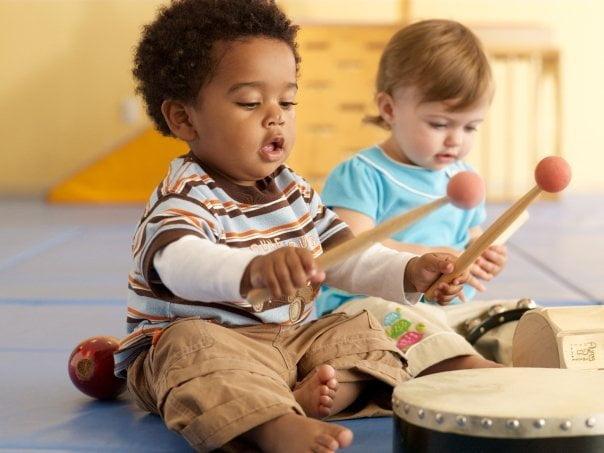 Trường mầm non tư thục Họa Mi - Học nhạc giúp trẻ thông minh hơn
