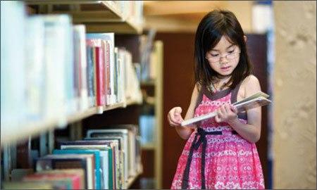 Cách giúp trẻ ham đọc sách hơn