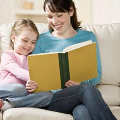Để bạn giúp con ham đọc sách