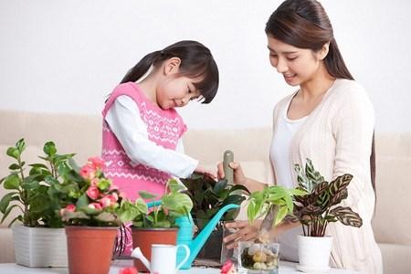 Phương pháp dạy con gái tự tin và cá tính