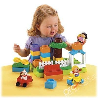 Những trò chơi giúp trẻ phát triển toàn diện