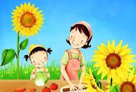 Bài thơ: Yêu mẹ - Ảnh minh họa