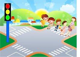 Bài thơ Đèn giao thông - Ảnh minh họa