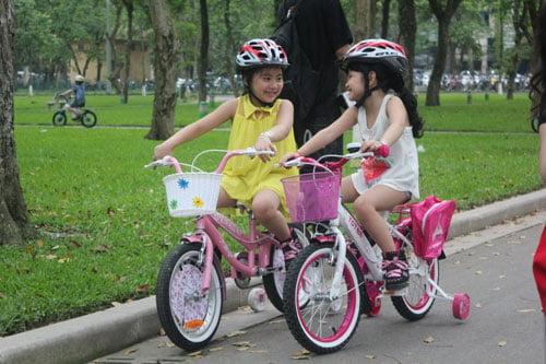 Bài thơ xe đạp - Tác giả: Phương Nam - Ảnh sưu tầm