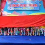 Múa rối chân - Lớp chúng mình - Các bé lớp Vành Khuyên trường mầm non Họa Mi 2015