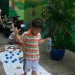 Chùm ảnh ngày khai giảng năm học 2015 tại trường mầm non Họa Mi