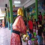 """Mầm Non Họa Mi: Ảnh """"Vui Hội Trăng Rằm"""", Tết trung thu 2015"""