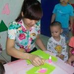 Hoạt động của bé ở Trường mầm non Họa Mi tháng 10/2015