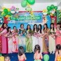 Hình ảnh ngày nhà giáo Việt Nam 20/11/2015 ở trường mầm non Họa Mi