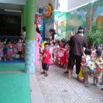 Hình ảnh hoạt động của các bé trong ngày Hội Trăng Rằm