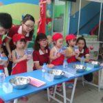 Làm bánh và kem cùng công ty thực phẩm House Sherbic của Nhật Bản 04