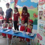 Làm bánh và kem cùng công ty thực phẩm House Sherbic của Nhật Bản 05
