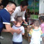 Làm bánh và kem cùng công ty thực phẩm House Sherbic của Nhật Bản 09