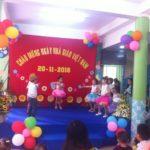 Hoạt động văn nghệ mừng ngày Nhà Giáo Việt Nam 20/11 năm 2016 - Hình 10