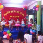 Hoạt động văn nghệ mừng ngày Nhà Giáo Việt Nam 20/11 năm 2016 - Hình 11