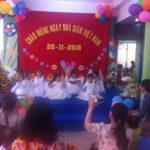 Hoạt động văn nghệ mừng ngày Nhà Giáo Việt Nam 20/11 năm 2016 - Hình 15