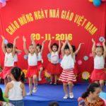 Hoạt động văn nghệ mừng ngày Nhà Giáo Việt Nam 20/11 năm 2016 - Hình 20