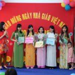 Hoạt động văn nghệ mừng ngày Nhà Giáo Việt Nam 20/11 năm 2016 - Hình 21