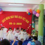 Hoạt động văn nghệ mừng ngày Nhà Giáo Việt Nam 20/11 năm 2016 - Hình 22