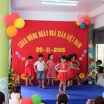 Hoạt động văn nghệ mừng ngày Nhà Giáo Việt Nam 20/11 năm 2016 - Hình 23