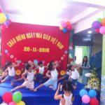 Hoạt động văn nghệ mừng ngày Nhà Giáo Việt Nam 20/11 năm 2016 - Hình 7