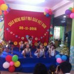 Hoạt động văn nghệ mừng ngày Nhà Giáo Việt Nam 20/11 năm 2016 - Hình 8