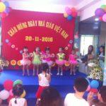 Hoạt động văn nghệ mừng ngày Nhà Giáo Việt Nam 20/11 năm 2016 - Hình 9