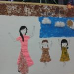 Hội thi làm tranh chủ đề Nhà Giáo VN tại trường mầm non Họa Mi 2016 - Hình 9