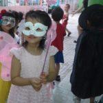 Lễ hội Halloween 2016 của bé tại Trường mầm non Họa Mi - Hình 7