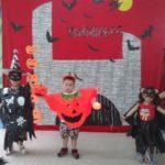 Lễ hội Halloween 2016 của bé tại Trường mầm non Họa Mi - Hình 4