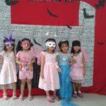 Lễ hội Halloween 2016 của bé tại Trường mầm non Họa Mi - Hình 2