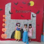 Hình ảnh lễ hội Halloween 2016 của bé tại Trường mầm non Họa Mi - Hình 1