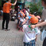 Các bé trường mầm non Họa Mi tham quan dã ngoại công viên Đầm Sen - Hình 1