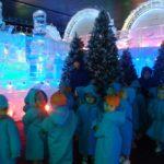Các bé trường mầm non Họa Mi tham quan dã ngoại công viên Đầm Sen - Hình 10