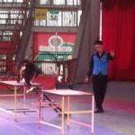 Các bé trường mầm non Họa Mi tham quan dã ngoại công viên Đầm Sen - Hình 14