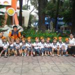Các bé trường mầm non Họa Mi tham quan dã ngoại công viên Đầm Sen - Hình 5