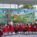 Văn nghệ chào mừng ngày thành lập QĐND VN 22/12 và Noel - Hình 19